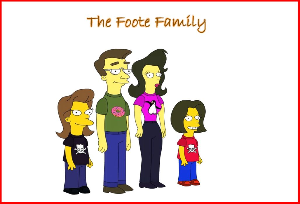 Simpsons Family Avatar